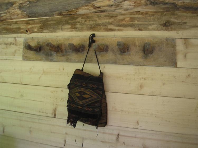 Чивилук на перди, на чивилуку торба